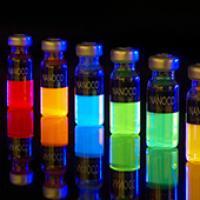 Quantum dots fluoroscent